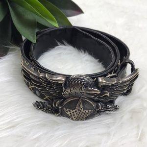 Susi Roher Leather Belt